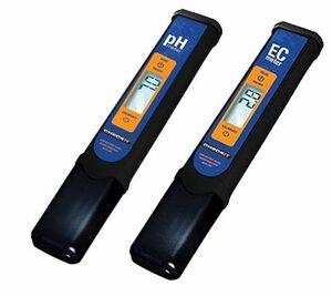 pH/EC meter